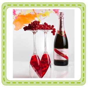 bottiglia san valentino