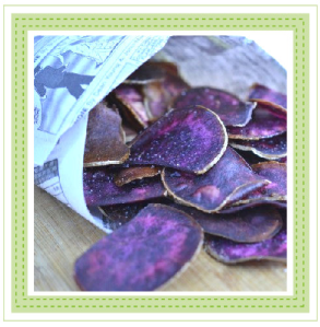 purple chips cornice